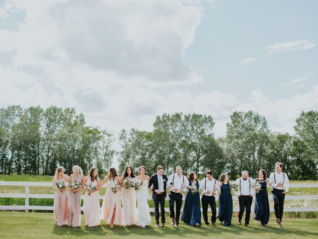 Peter and Jenn's wedding in Winnipeg, Manitoba 81