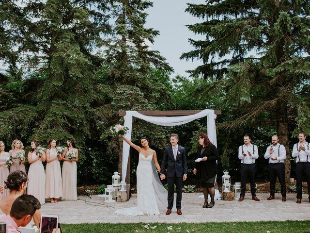 Peter and Jenn's wedding in Winnipeg, Manitoba 100
