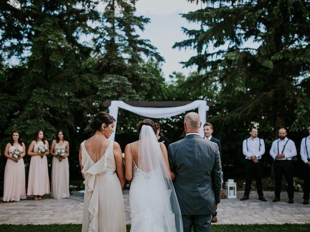 Peter and Jenn's wedding in Winnipeg, Manitoba 105