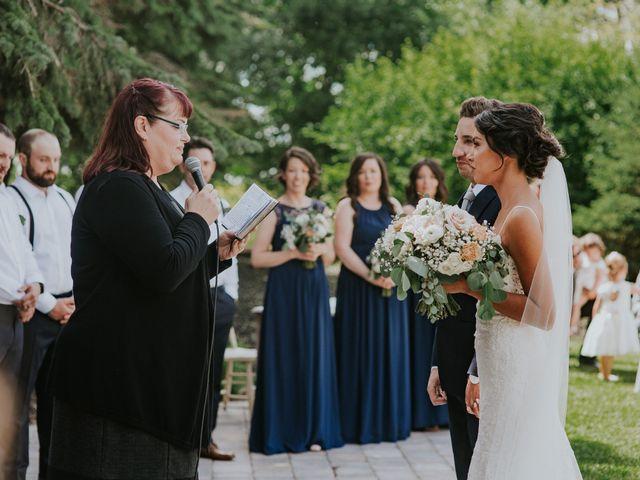 Peter and Jenn's wedding in Winnipeg, Manitoba 109