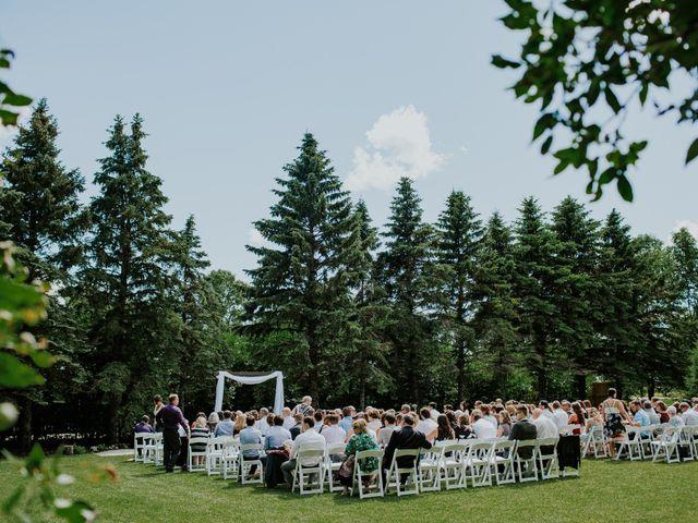 Peter and Jenn's wedding in Winnipeg, Manitoba 110