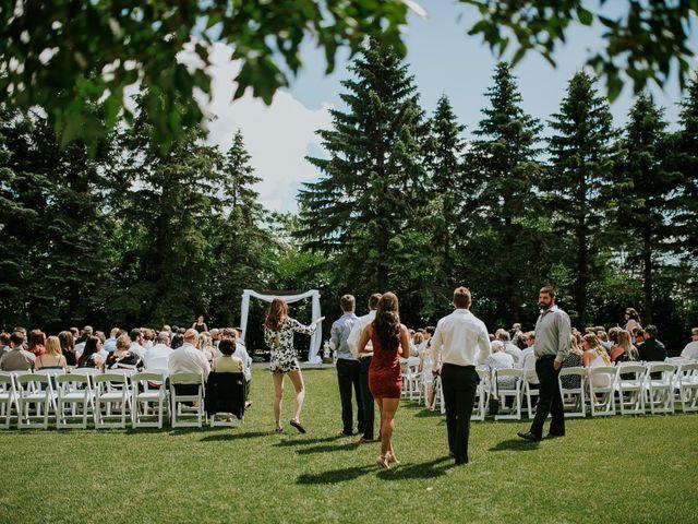 Peter and Jenn's wedding in Winnipeg, Manitoba 127