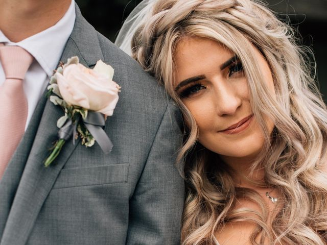 Brent and Cortney's wedding in Surrey, British Columbia 5