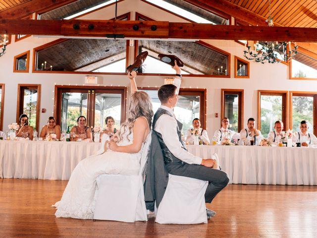 Brent and Cortney's wedding in Surrey, British Columbia 2