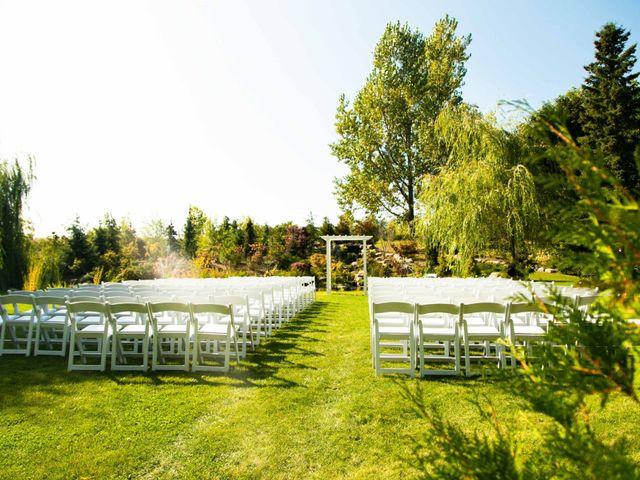 Emily and Mike's wedding in Roseneath, Ontario 19
