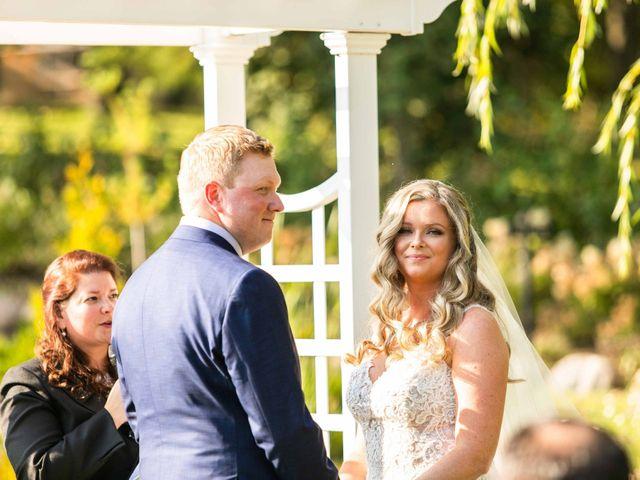 Emily and Mike's wedding in Roseneath, Ontario 41
