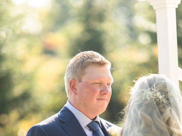 Emily and Mike's wedding in Roseneath, Ontario 43