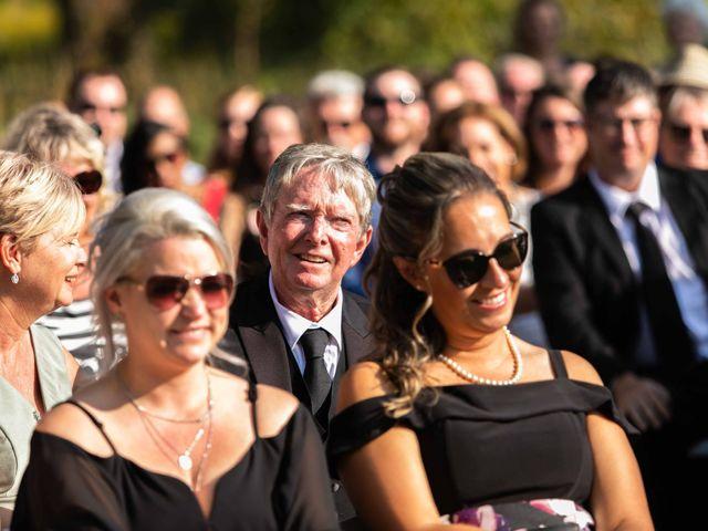 Emily and Mike's wedding in Roseneath, Ontario 45
