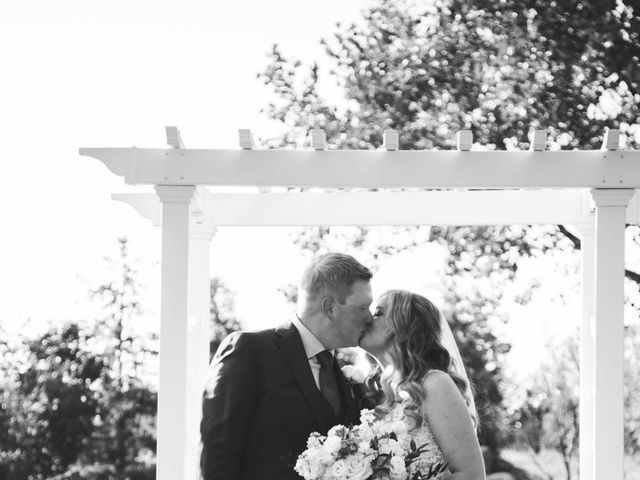 Emily and Mike's wedding in Roseneath, Ontario 55