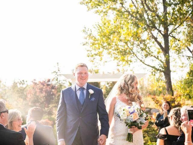 Emily and Mike's wedding in Roseneath, Ontario 56