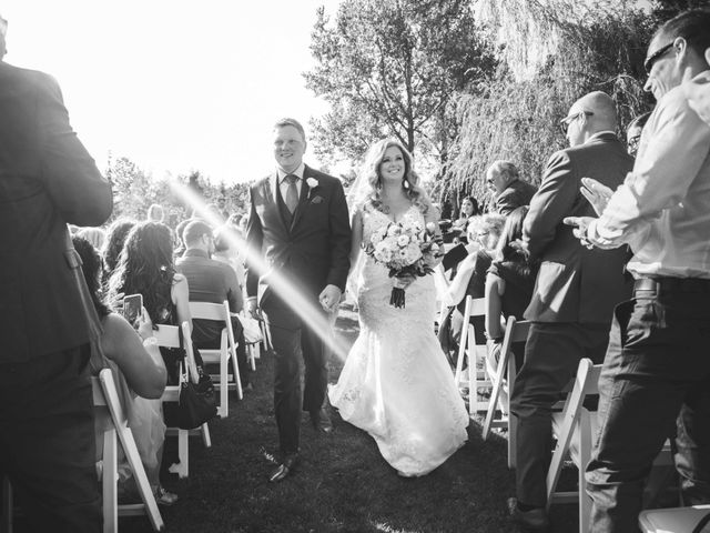 Emily and Mike's wedding in Roseneath, Ontario 57