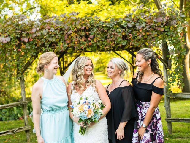 Emily and Mike's wedding in Roseneath, Ontario 62