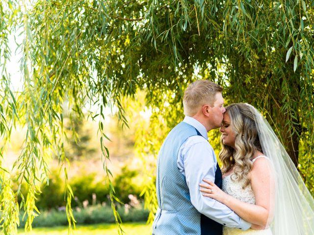 Emily and Mike's wedding in Roseneath, Ontario 83