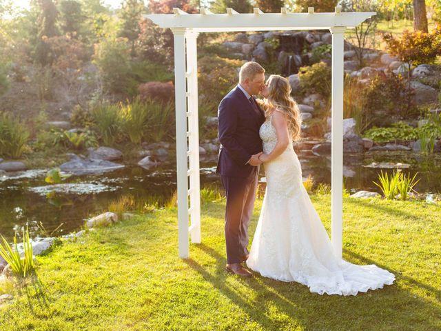 Emily and Mike's wedding in Roseneath, Ontario 95
