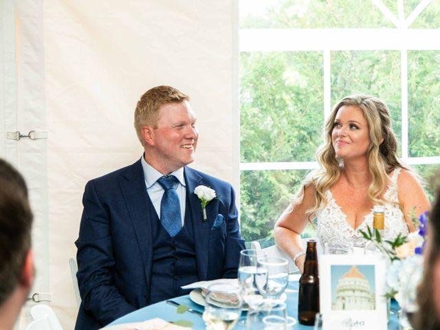 Emily and Mike's wedding in Roseneath, Ontario 115