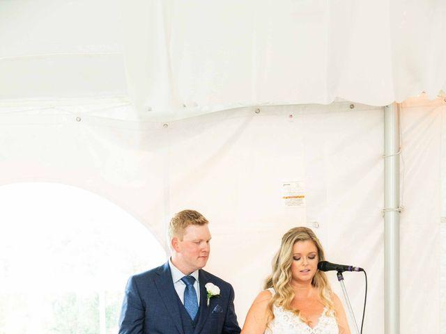 Emily and Mike's wedding in Roseneath, Ontario 120