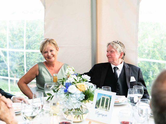Emily and Mike's wedding in Roseneath, Ontario 122