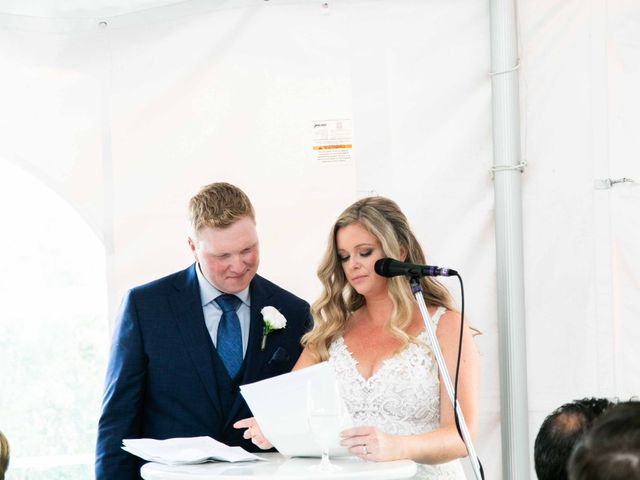 Emily and Mike's wedding in Roseneath, Ontario 123