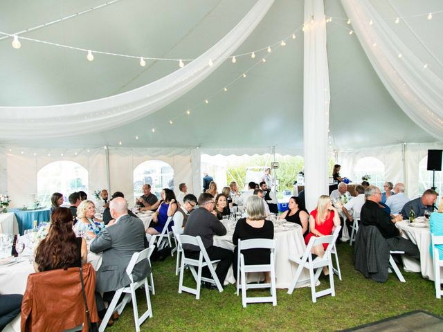Emily and Mike's wedding in Roseneath, Ontario 130