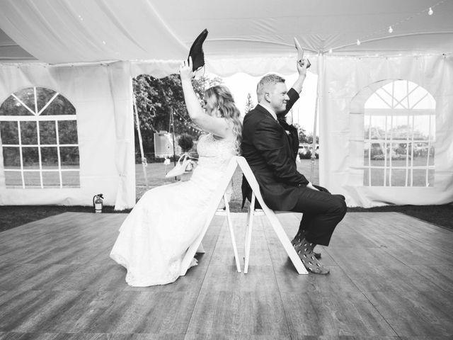 Emily and Mike's wedding in Roseneath, Ontario 131