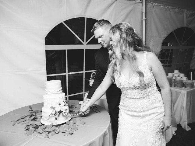 Emily and Mike's wedding in Roseneath, Ontario 140