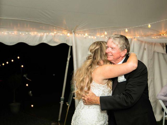 Emily and Mike's wedding in Roseneath, Ontario 160