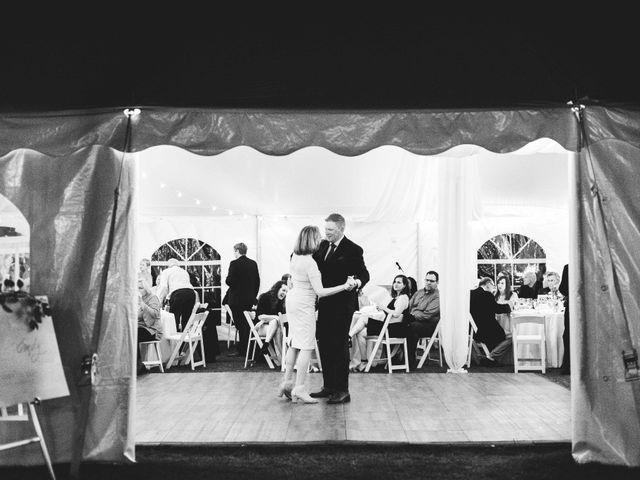 Emily and Mike's wedding in Roseneath, Ontario 162