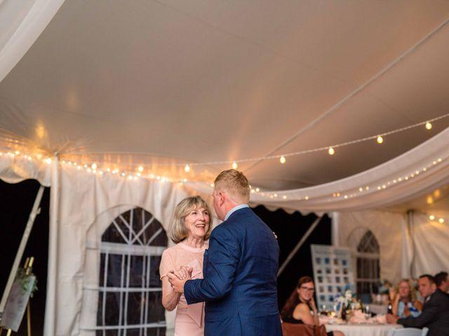 Emily and Mike's wedding in Roseneath, Ontario 163
