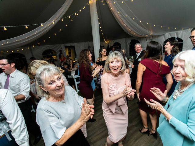 Emily and Mike's wedding in Roseneath, Ontario 170