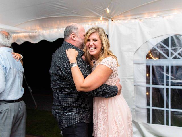 Emily and Mike's wedding in Roseneath, Ontario 179