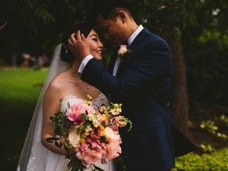 The wedding of Lisa and Joe