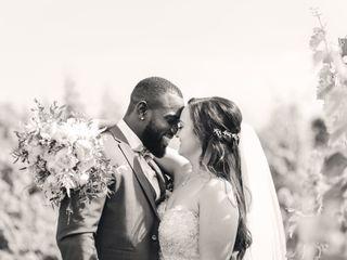 The wedding of Kendra and Benjamin 1