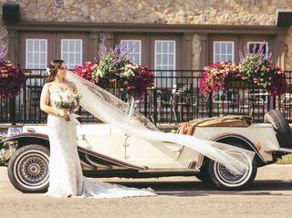The wedding of Kendra and Benjamin 2