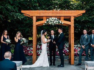 The wedding of Lori and Kamil 3