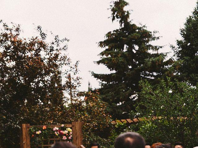Joe and Lisa's wedding in Calgary, Alberta 12