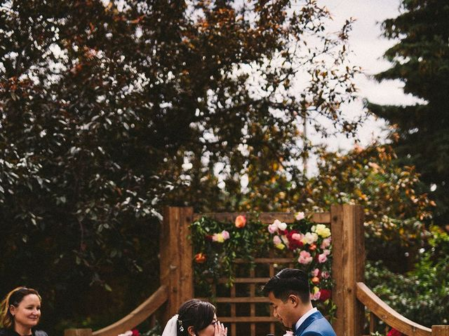 Joe and Lisa's wedding in Calgary, Alberta 13