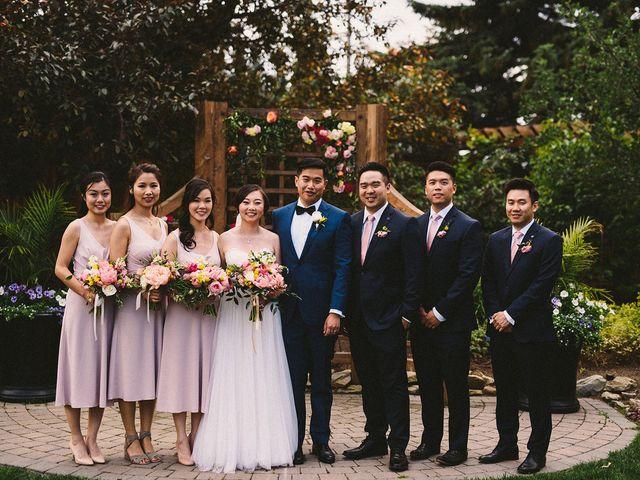 Joe and Lisa's wedding in Calgary, Alberta 16