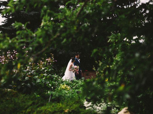 Joe and Lisa's wedding in Calgary, Alberta 22