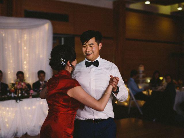 Joe and Lisa's wedding in Calgary, Alberta 38