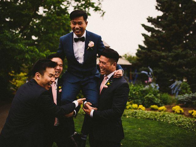 Joe and Lisa's wedding in Calgary, Alberta 42