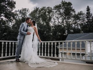 The wedding of Karley and Dominic