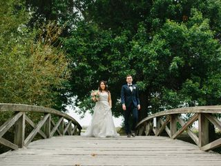 The wedding of Claire and Mathew 2