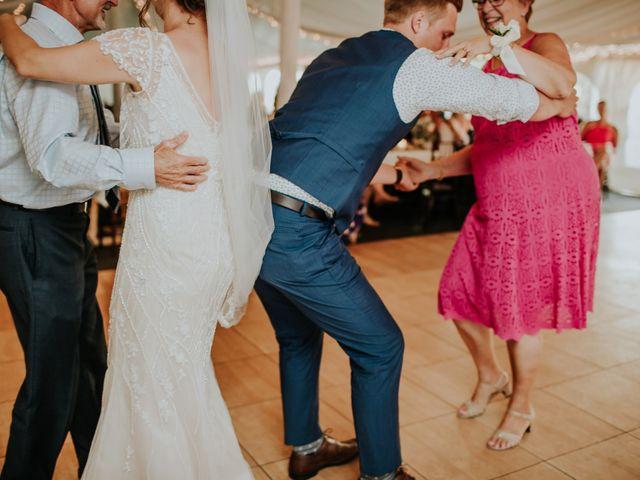 Jason and Chelsea's wedding in Winnipeg, Manitoba 10