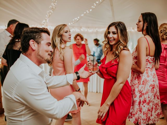 Jason and Chelsea's wedding in Winnipeg, Manitoba 13