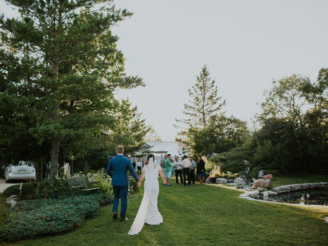 Jason and Chelsea's wedding in Winnipeg, Manitoba 19