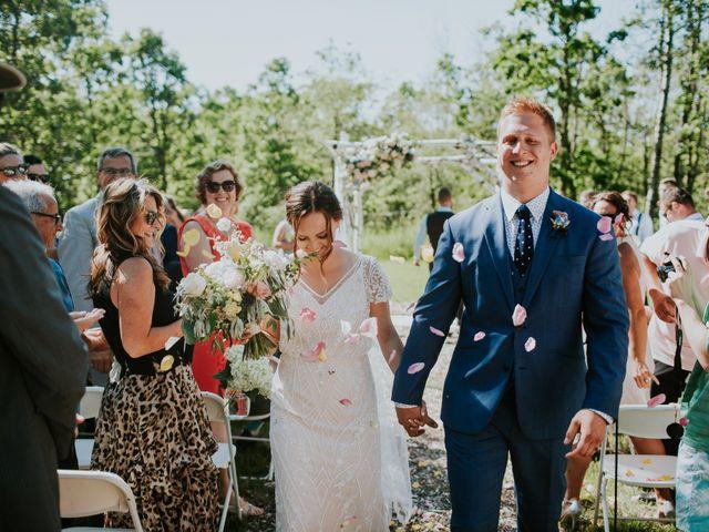 Jason and Chelsea's wedding in Winnipeg, Manitoba 1
