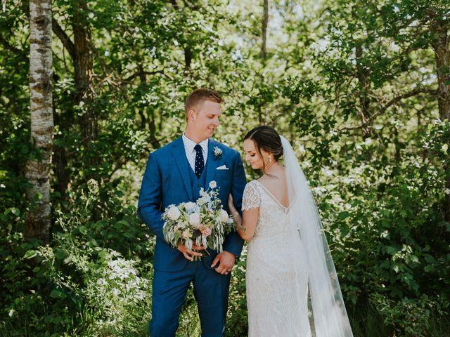 Jason and Chelsea's wedding in Winnipeg, Manitoba 2