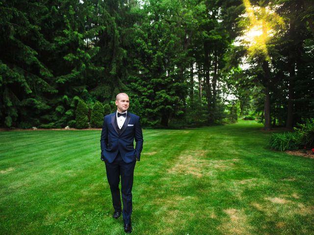 Serena and Josh's wedding in Caledon, Ontario 6