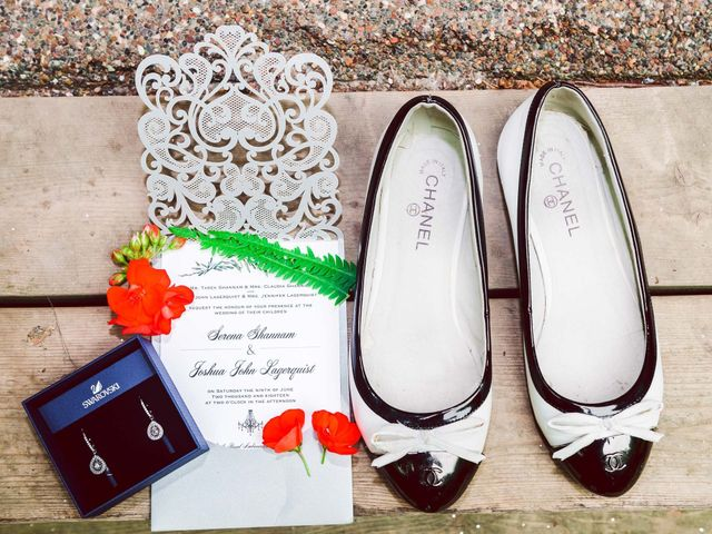 Serena and Josh's wedding in Caledon, Ontario 10
