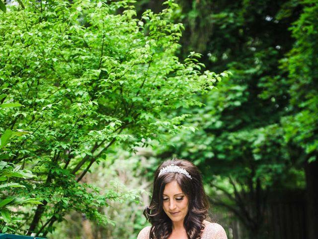 Serena and Josh's wedding in Caledon, Ontario 12